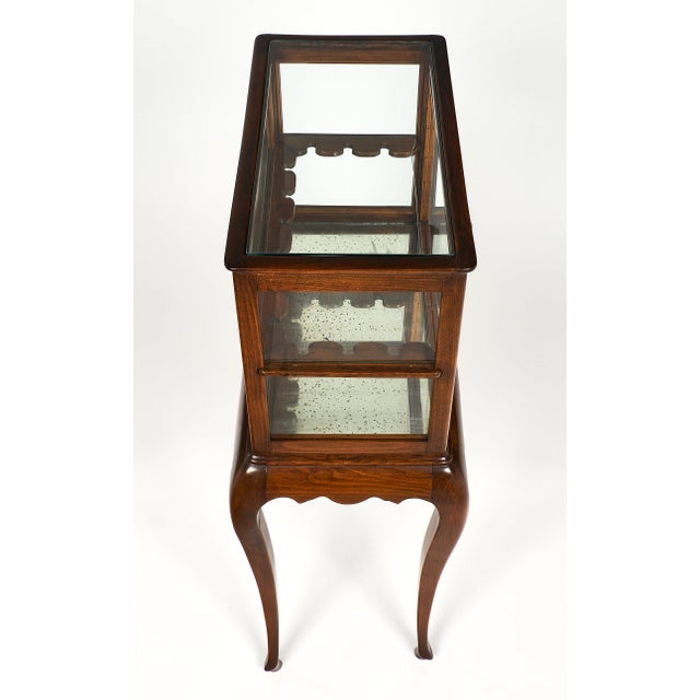 French Art Deco Champagne Cabinet/Bar For Sale - Image 11 of 12
