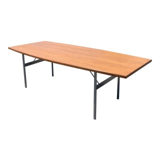 Herman Miller Conference Table by George Nelson For Sale