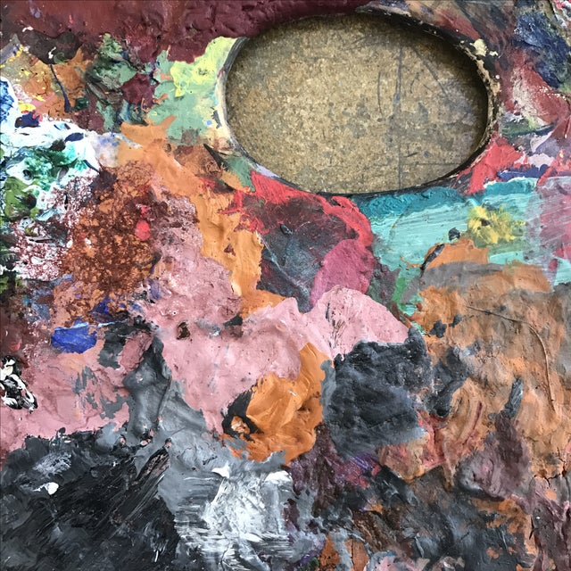 Vintage Artist's Palette - Image 3 of 4
