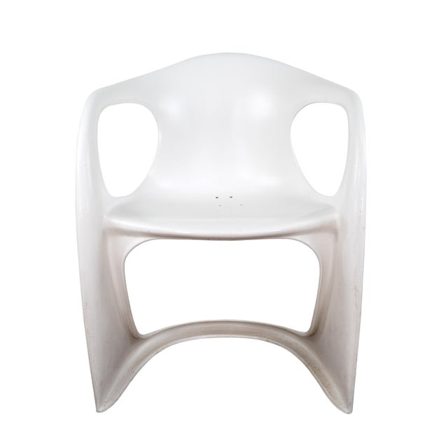 1970s 1970s Pop Casalino Chair by Alexander Begge For Sale - Image 5 of 5