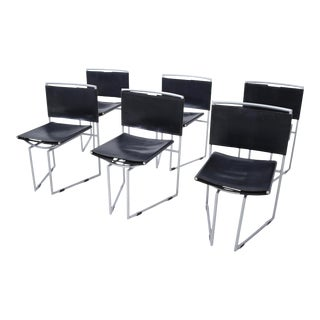 Botta 91 Chairs by Mario Botta for Alias, 1991 For Sale