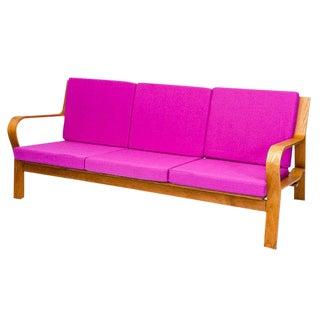 Hans Wegner GE-671 Sofa For Sale