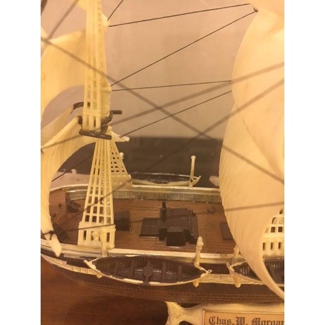 Model Ship in Case - Image 5 of 5