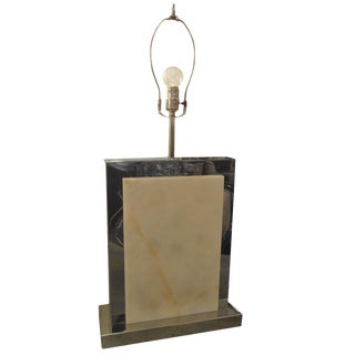Super Cool Curtis Jere Table Lamp For Sale
