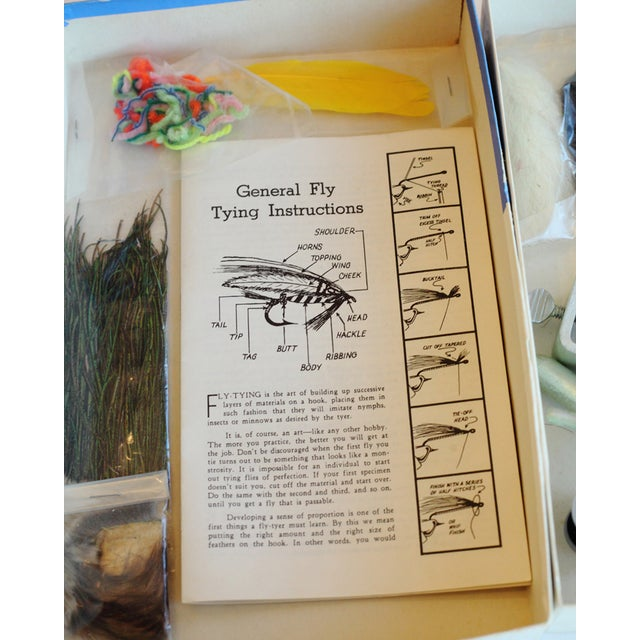 Vintage Fly Tying Kit - Image 4 of 5