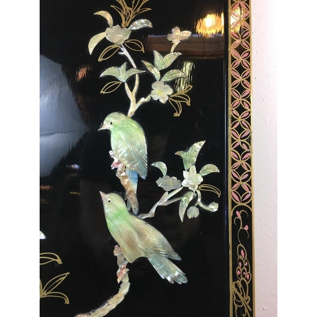 Chinese Wall Hanging - Image 5 of 8