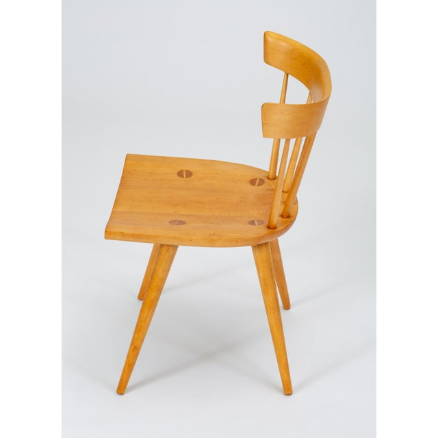 Wood Planner Group Chairs by Paul McCobb- Set of 4 For Sale - Image 7 of 13