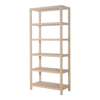 Century Furniture Santa Rosa Etagere - Natural For Sale
