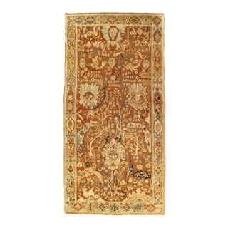 Pasargad NY Agra Hand-Knotted Rug - 5' x 10'