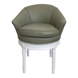 Mid-Century Modern Swivel Chair