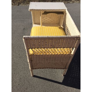 1920s Antique Wicker Side Chair Preview