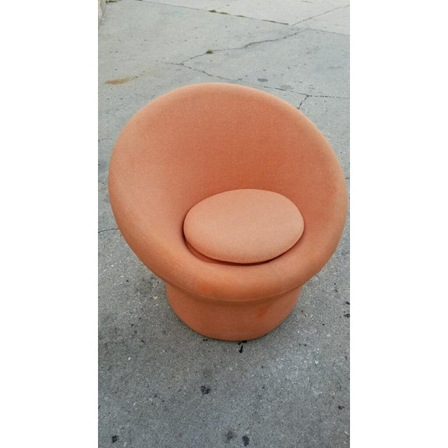 1960s 1960s Vintage Pierre Paulin for Artifort Mushroom Lounge Chairs - A Pair For Sale - Image 5 of 7