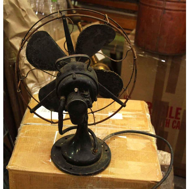 Century Vintage Industrial Fan For Sale - Image 5 of 5