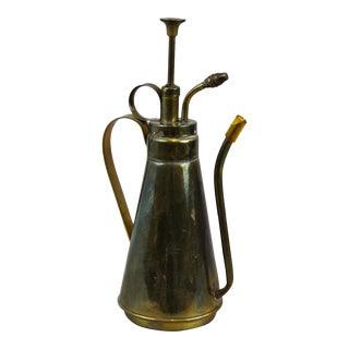 Vintage Brass Plant Atomizer Mister