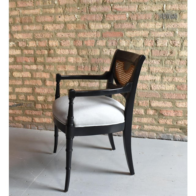 Regency Dining Chairs - Set of 4 - Image 6 of 8