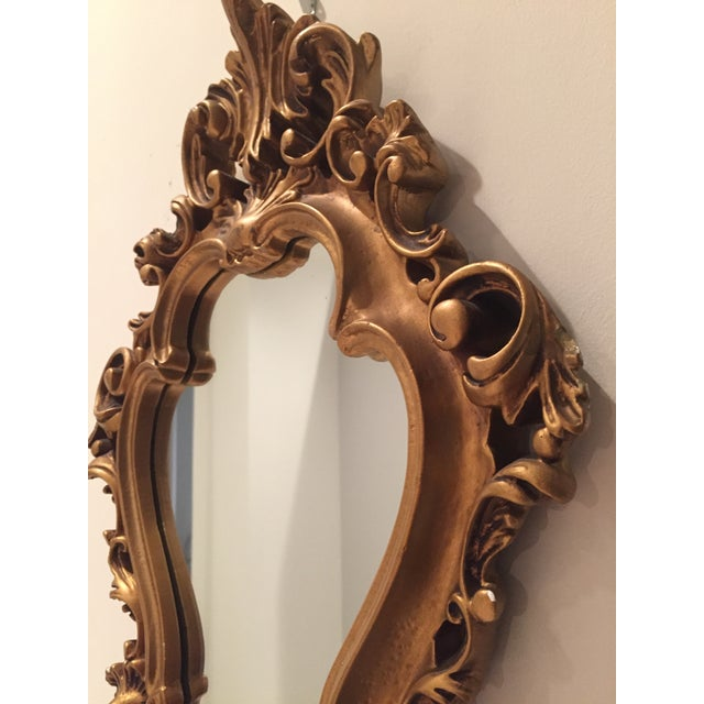 Vintage French Louis XV Style Mirror - Image 4 of 7