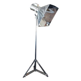 Chrome Decorative Stage Light