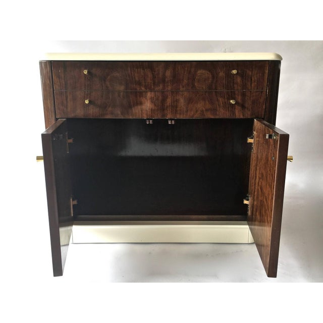 Mid-Century Drexel Nightstands - A Pair - Image 8 of 10
