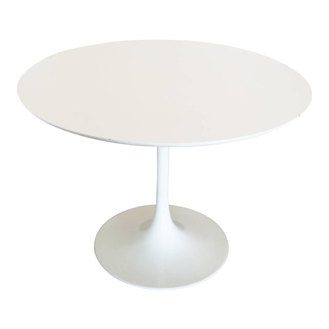 Vintage 70s Knoll Style Tulip Table - Image 1 of 10