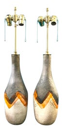 Image of Pottery Table Lamps