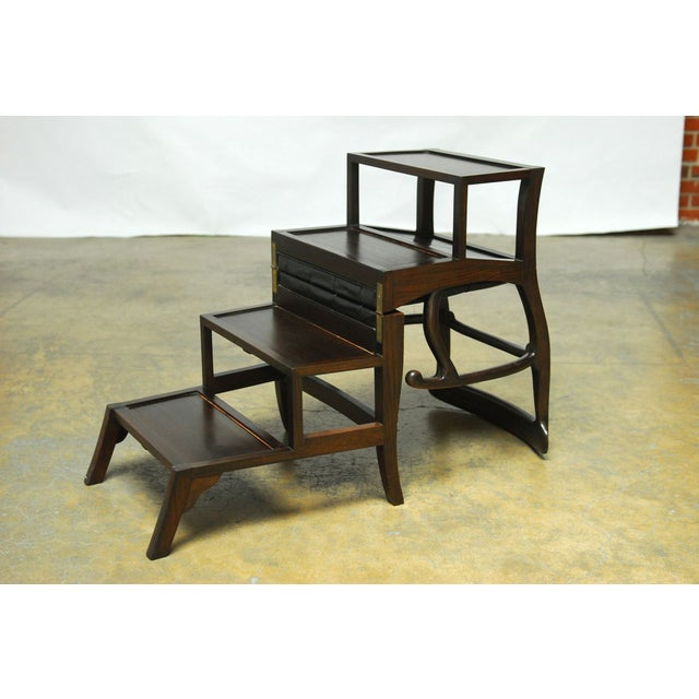 Rosewood Metamorphic Chair by Charlotte Horstmann - Image 9 of 10