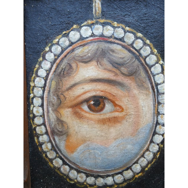 Lovers Eye Painting - Image 3 of 5