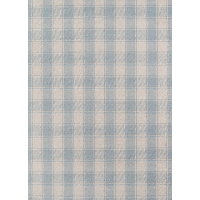 Erin Gates by Momeni Marlborough Charles Light Blue Hand Woven Wool Area Rug - 8' X 10' For Sale In Atlanta - Image 6 of 6