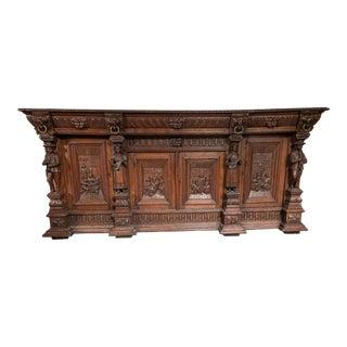 1860's Renaissance Revival Server For Sale