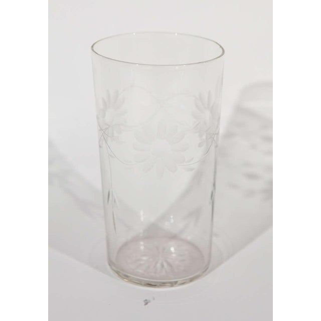 Art Deco Early 20th Century Dinanderie Cocktail Caddy & Glasses - 5 Pieces Set For Sale - Image 3 of 9