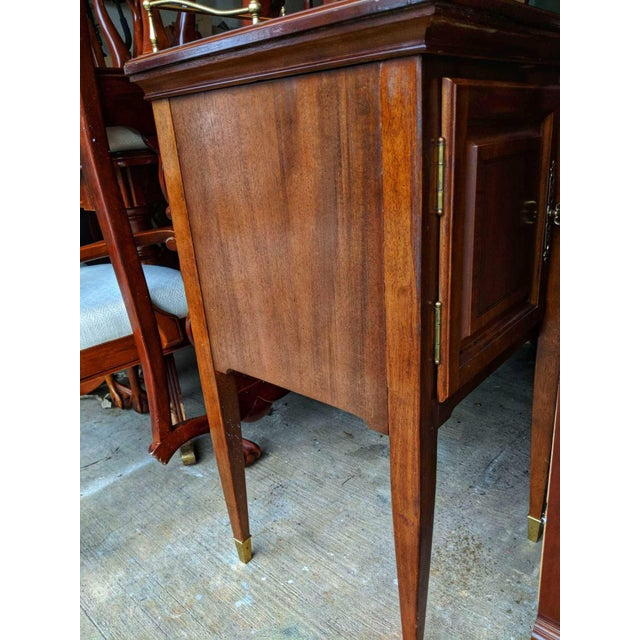 Lexington Formal Buffet Arnold Palmer Collection Cherrywood Sideboar For Sale - Image 5 of 6