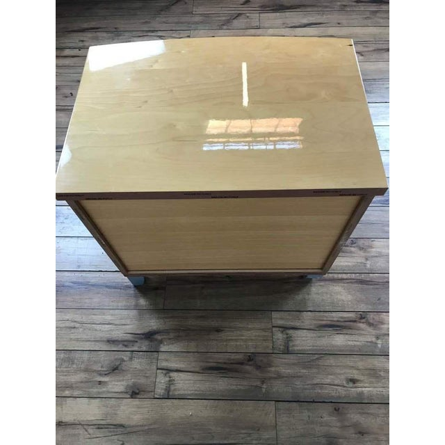 2010s Alf Design Group Two-Drawer Night Stand For Sale - Image 5 of 9