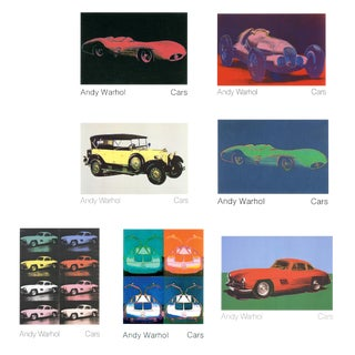 Andy Warhol, Pop Art Car For Sale