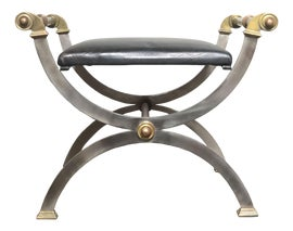 Image of Brass Outdoor Seating