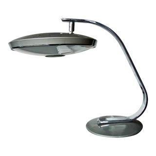 1964 Fase Madrid 'Model 520 C' Desk Lamp by Pedro Martin For Sale