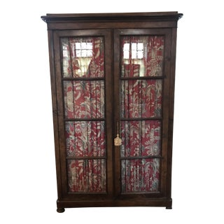 19th Century Biedermeier Armoire Fitted as a Dresser For Sale