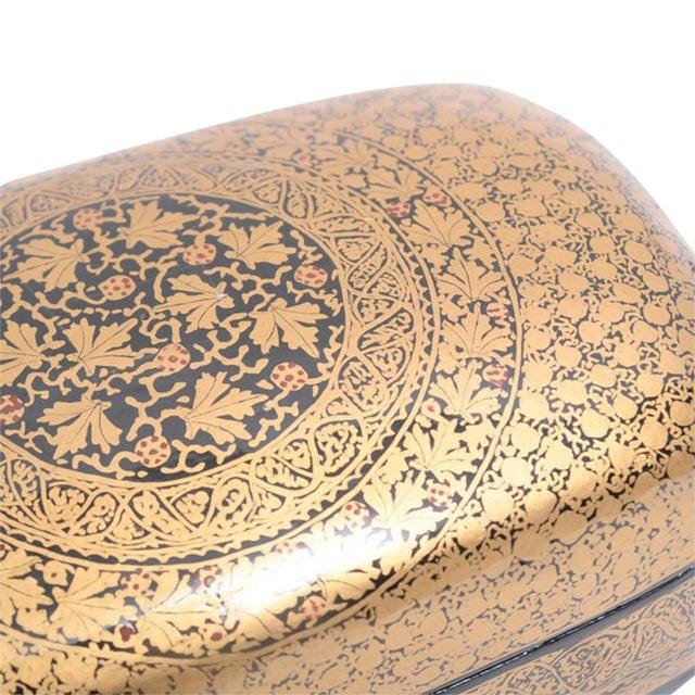 Golden Vineyard Kashmiri Box - Image 5 of 5