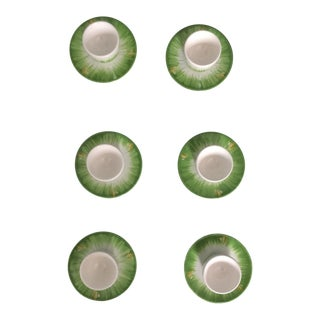 Pottery Barn Egg Cups - Set of 6 For Sale