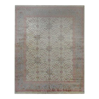 Grande Mid-20th Century Indian Rug For Sale