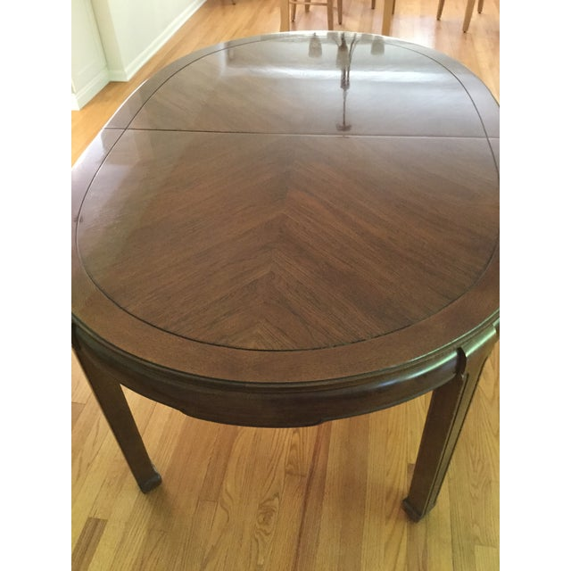 Thomasville Mystique II Dining Table 6 Chairs