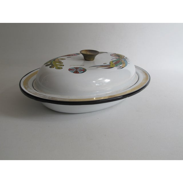 Georges Briard Lidded Dish - Image 3 of 6