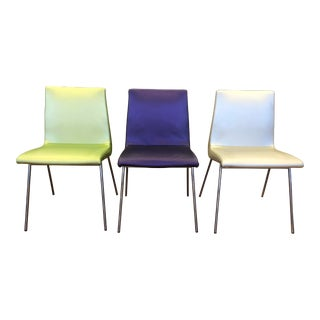 Ligne Roset Pierre Paulin Tv Chairs - Set of Three For Sale