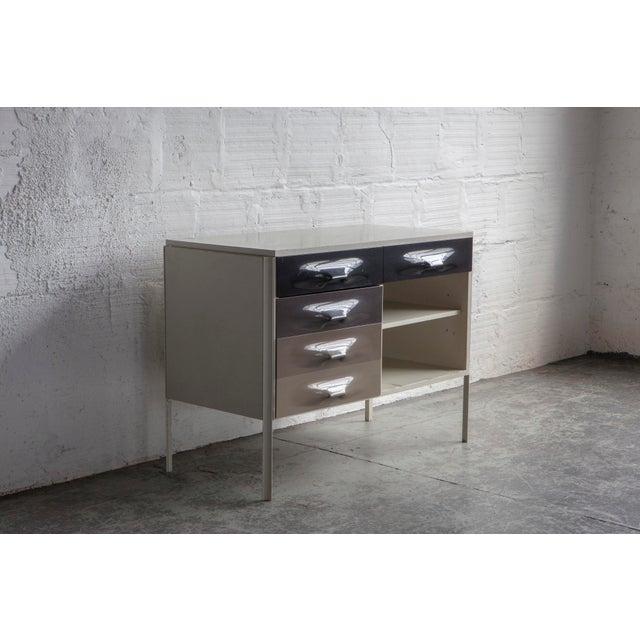 Raymond Loewy Slide Top Desk - Image 6 of 8