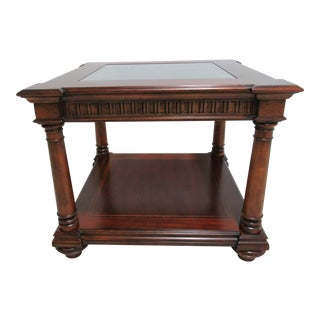 Thomasville Fredericksburg Neoclassical Lamp End Table For Sale