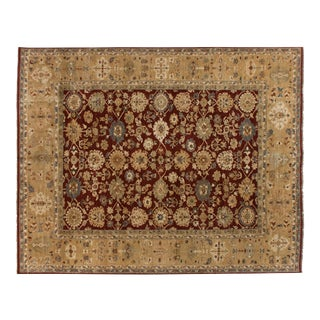 "New Agra Carpet - 11'10"" X 14'9"" For Sale"