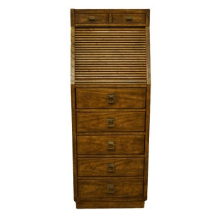"Drexel Heritage Woodbriar II Collection 20"" Lingerie Chest For Sale"