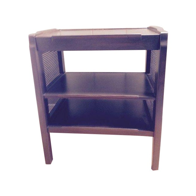 1960's Edward J. Wormley Side Table/Nightstand - Image 1 of 7