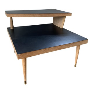 Mid-Century Mersman Corner Side/ Coffee Table For Sale