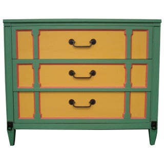 Drexel Heritage Painted Chest/Dresser