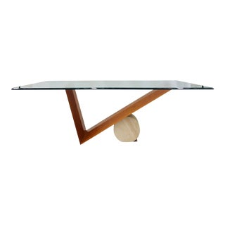 Modern Italian Dining Table For Sale