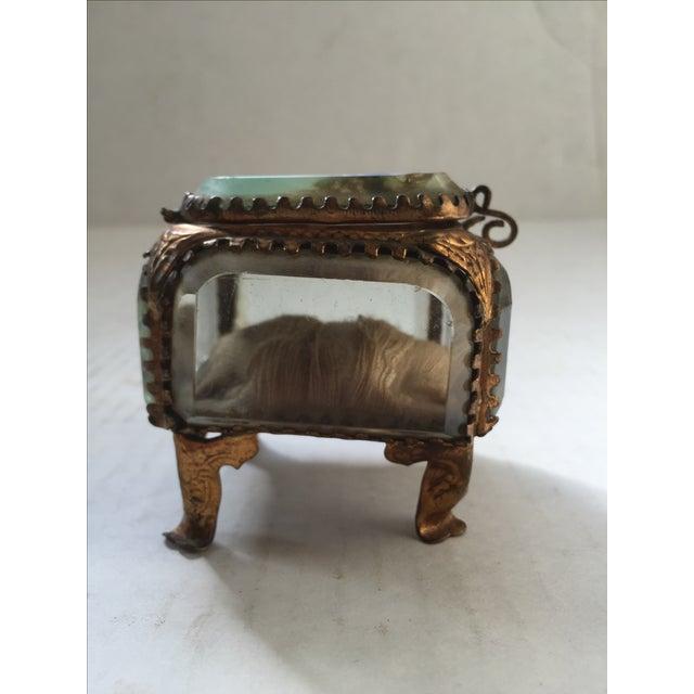 Antique Alsatian Souvenir Ring Box For Sale In Los Angeles - Image 6 of 6
